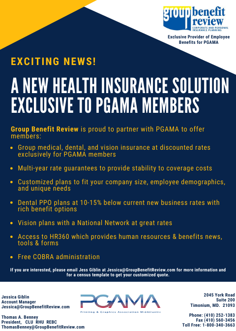 PGAMA Health Insurance Plan - Group Benefit Review